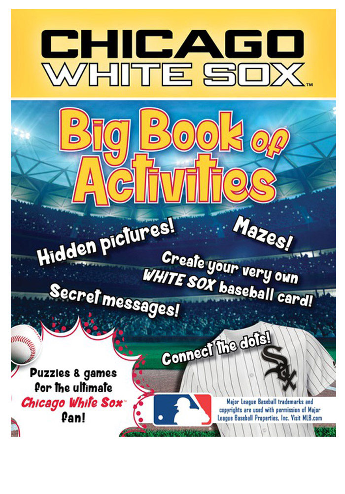 Chicago White Sox Official Activity Book - Image 1