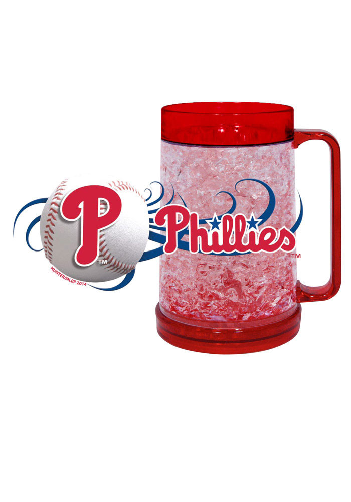 Philadelphia Phillies Hi-Definition Color Freezer Mug - Image 1