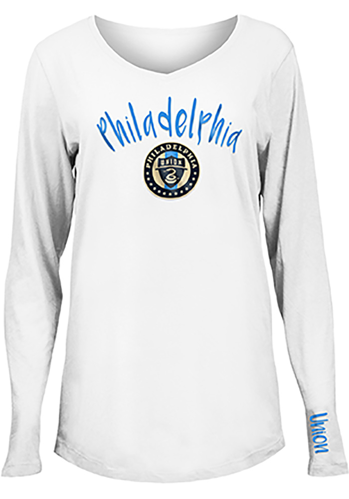 Philadelphia Union Womens Timeless Dana White LS Tee