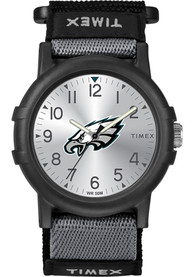 Philadelphia Eagles Youth Timex Recruit Watch - Black