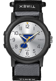 St Louis Blues Youth Timex Recruit Watch - Black