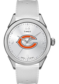 Chicago Bears Womens Timex Athena Watch - White