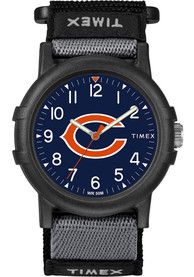 Chicago Bears Youth Timex Recruit Watch - Black