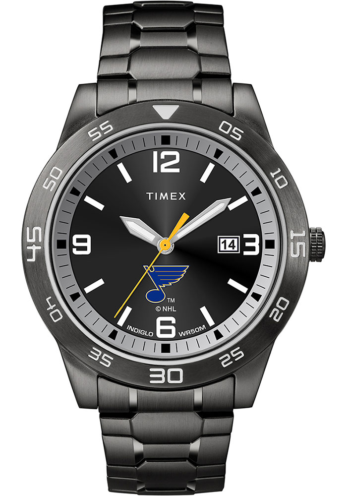 Timex St Louis Blues Acclaim Mens Watch - Image 1