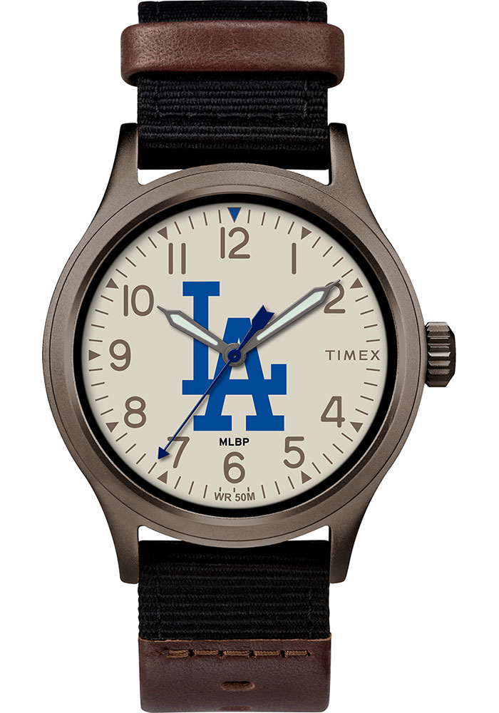 Timex Los Angeles Dodgers Clutch Mens Watch - Image 1
