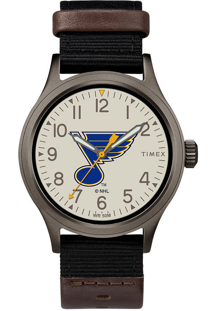 Timex St Louis Blues Clutch Mens Watch - Image 1