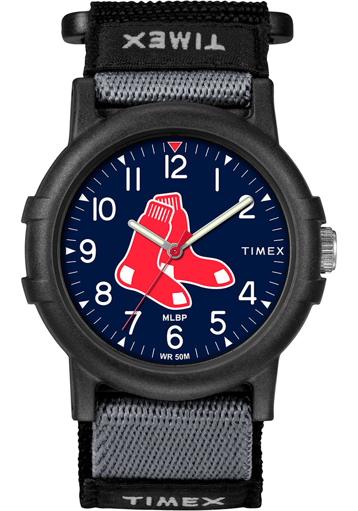 Timex Boston Red Sox Recruit Youth Youth Watch - Image 1