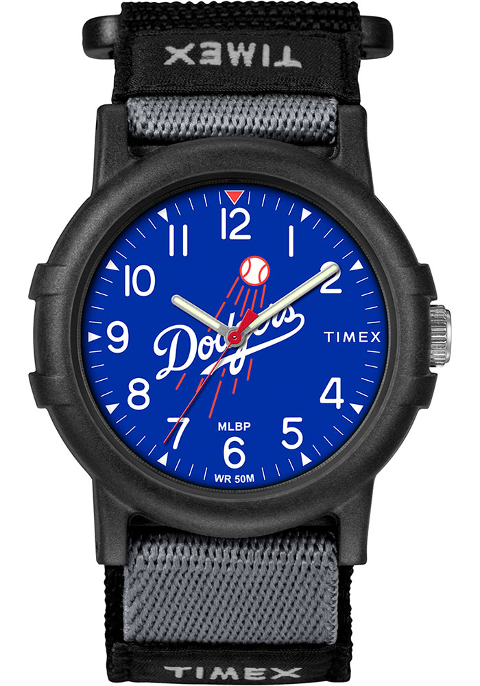 Timex Los Angeles Dodgers Recruit Youth Youth Watch - Image 1