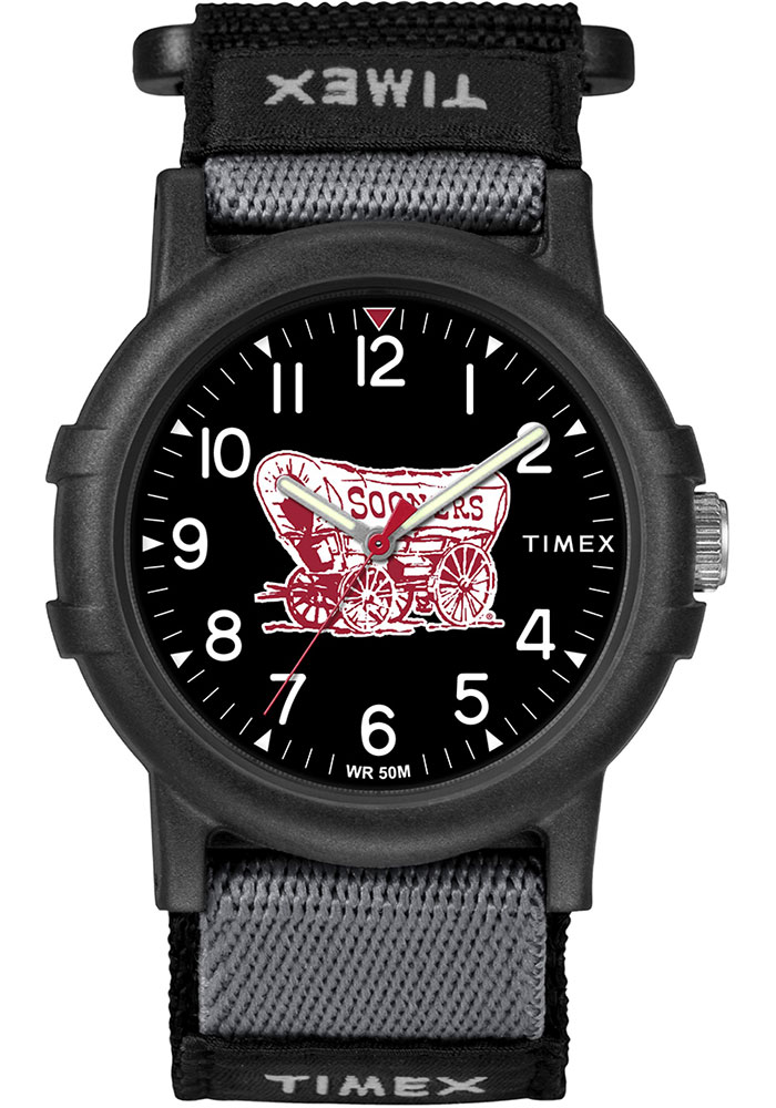 Timex Oklahoma Sooners Recruit Youth Youth Watch - Image 1