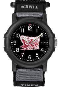 Oklahoma Sooners Youth Timex Recruit Youth Watch - Black