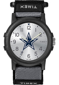 Dallas Cowboys Youth Timex Recruit Youth Watch - Black