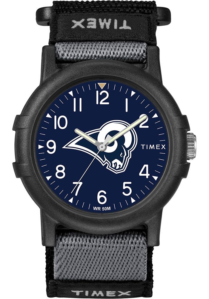 Timex Los Angeles Rams Recruit Youth Youth Watch - Image 1