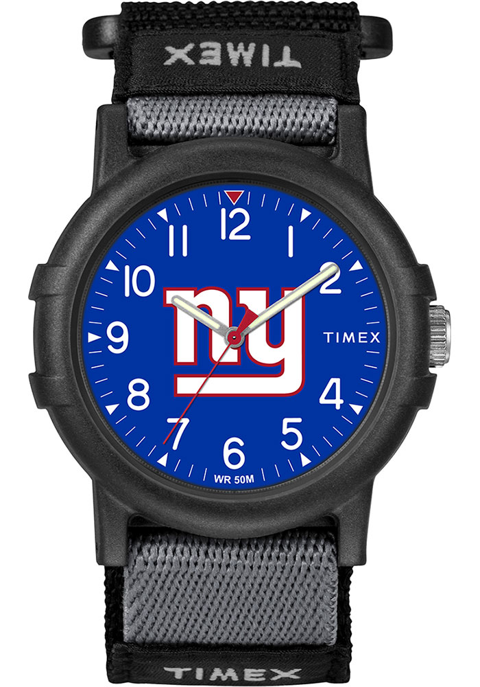 Timex New York Giants Recruit Youth Youth Watch - Image 1