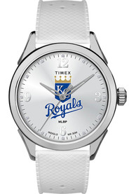 Kansas City Royals Womens Timex Athena Watch - White