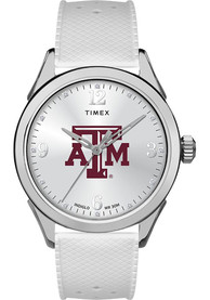 Texas A&M Aggies Womens Timex Athena Watch - White