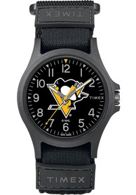 Pittsburgh Penguins Timex Pride Watch - Black