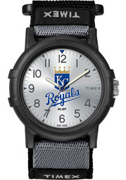 Kansas City Royals Youth Timex Recruit Youth Watch - Black