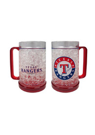 Texas Rangers Team Logo Freezer Mug