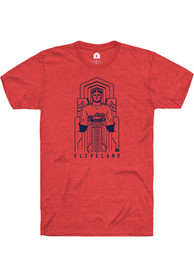 Cleveland Red Guardians Short Sleeve T-Shirt