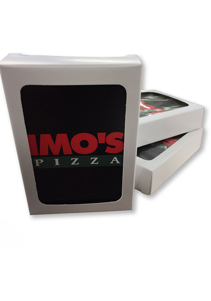 St Louis Imos Pizza Playing Cards - Image 1