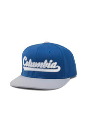 Columbia College Cougars Navy Blue Flat Bill Snapback Hat