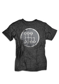 Made In Detroit Detroit Black Made In Short Sleeve T Shirt
