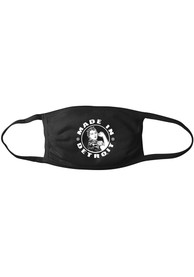 Detroit Made In Detroit Rosie Fan Mask - Black