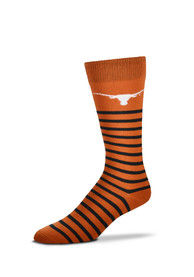 Texas Longhorns Dress Socks - Burnt Orange