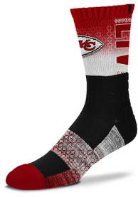 Kansas City Chiefs Super Bowl LIV Champions Crew Socks - Red