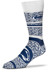 Penn State Nittany Lions Game Time Dress Socks - Navy Blue