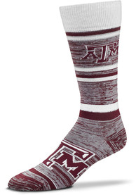 Texas A&M Aggies Game Time Dress Socks - Red