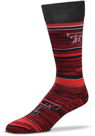 Texas Tech Red Raiders Game Time Dress Socks - Red