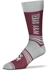 Texas A&M Aggies Go Team Dress Socks - Maroon