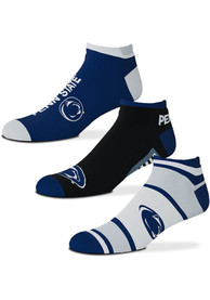 Penn State Nittany Lions Show Me The Money No Show Socks - Blue