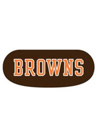 Cleveland Browns Eyeblack Tattoo