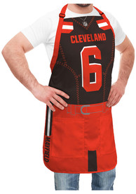 Cleveland Browns Baker Mayfield BBQ Apron