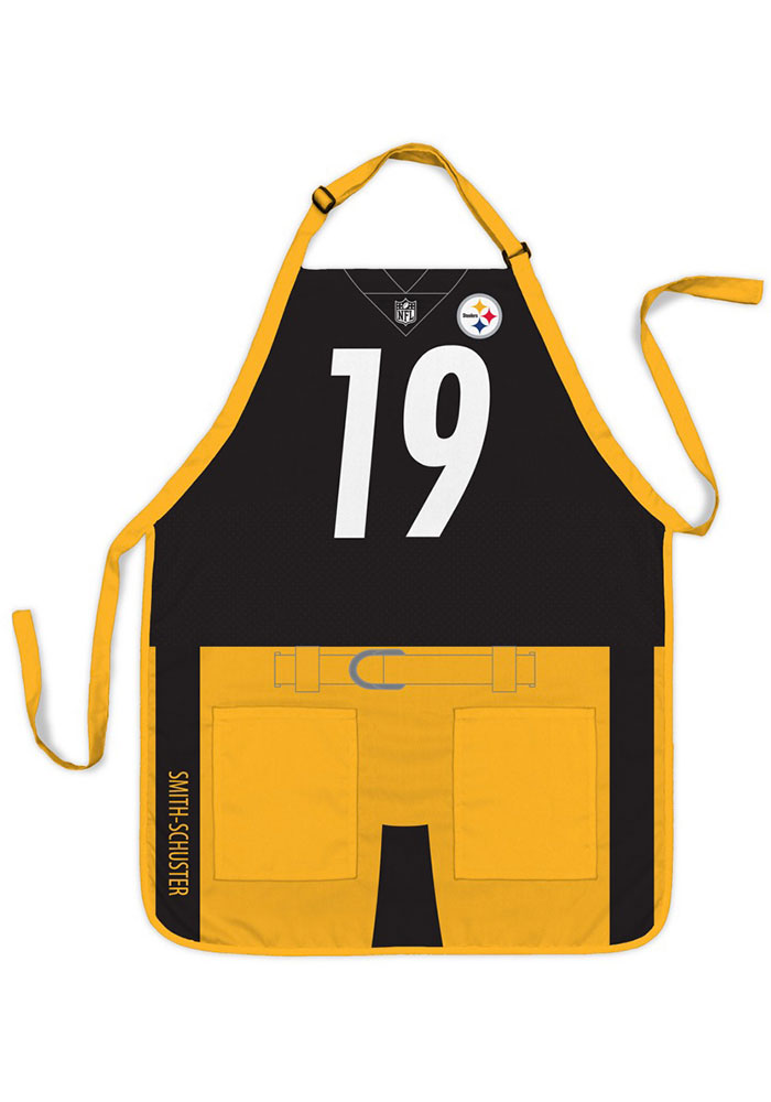 Pittsburgh Steelers NFL Player BBQ Apron - Image 1