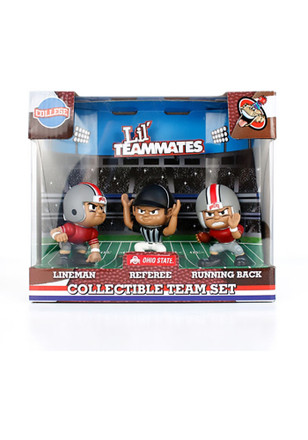 Ohio State Buckeyes Team set Collectibles Lil Teammate
