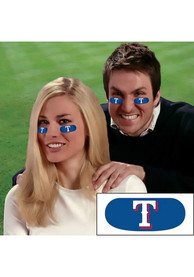 Texas Rangers Eye Black Tattoo