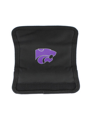 K-State Wildcats Black Luggage Handle Wrap Luggage Tag