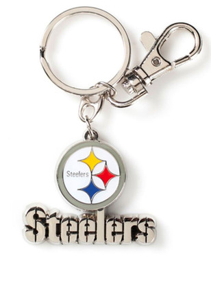 Pittsburgh Steelers Heavyweight Keychain
