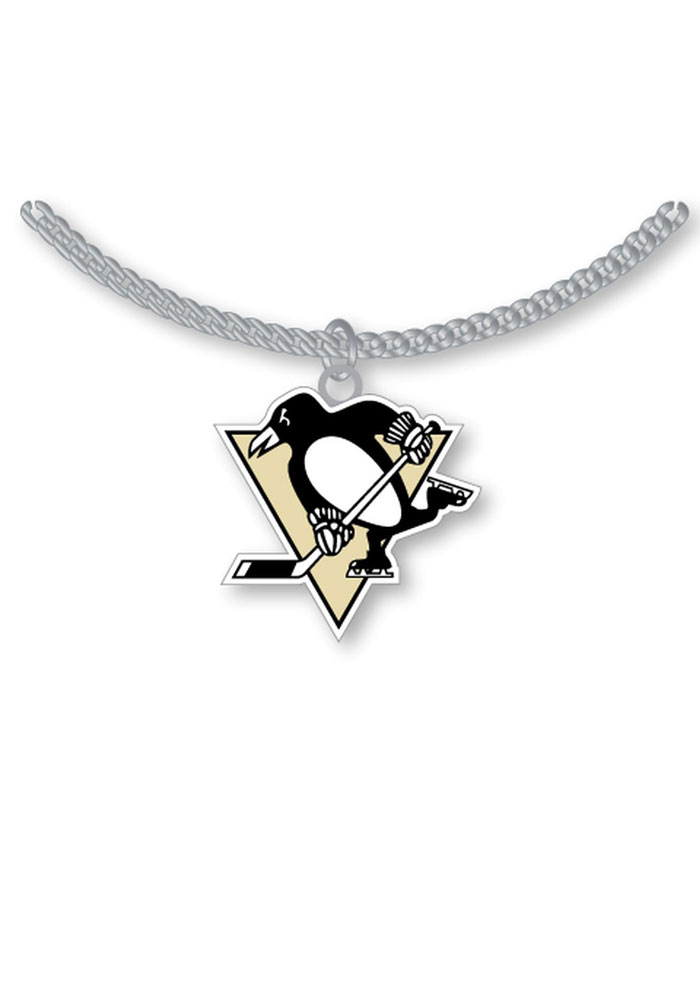 Pittsburgh Penguins Team Logo Necklace - Image 1