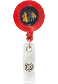 Chicago Blackhawks Team logo Badge Holder