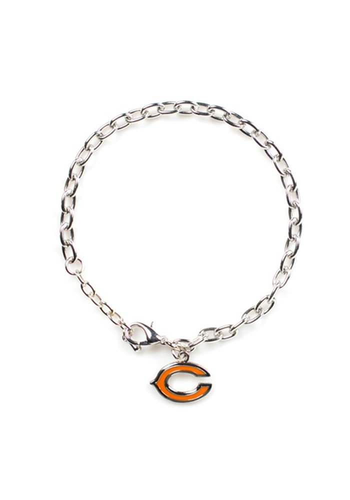 Chicago Bears Team Logo Womens Bracelet - Image 1
