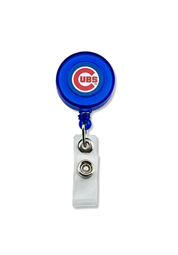 Chicago Cubs Team Logo Badge Holder - Image 1