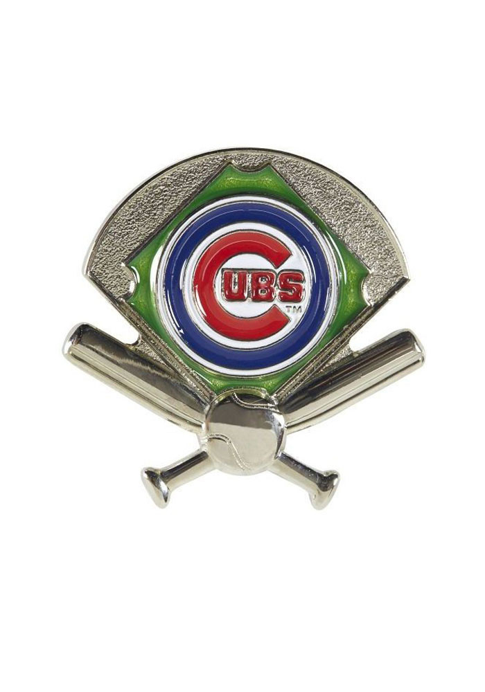 Chicago Cubs Souvenir Field Pin - Image 1