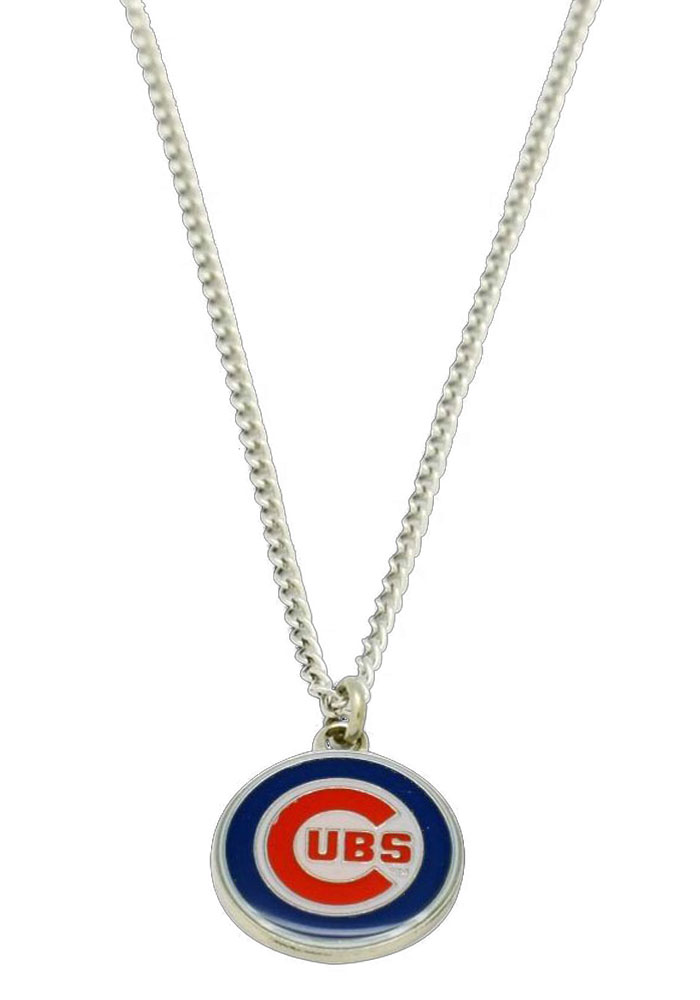 Chicago Cubs Team Logo Necklace - Image 1