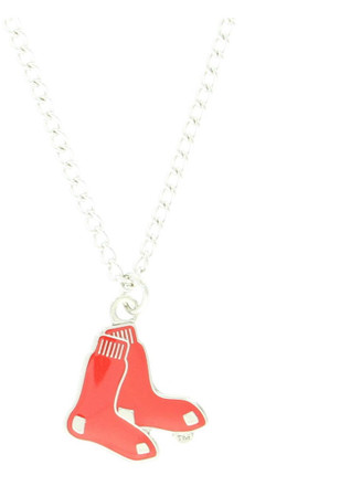 Boston Red Sox Logo Necklace