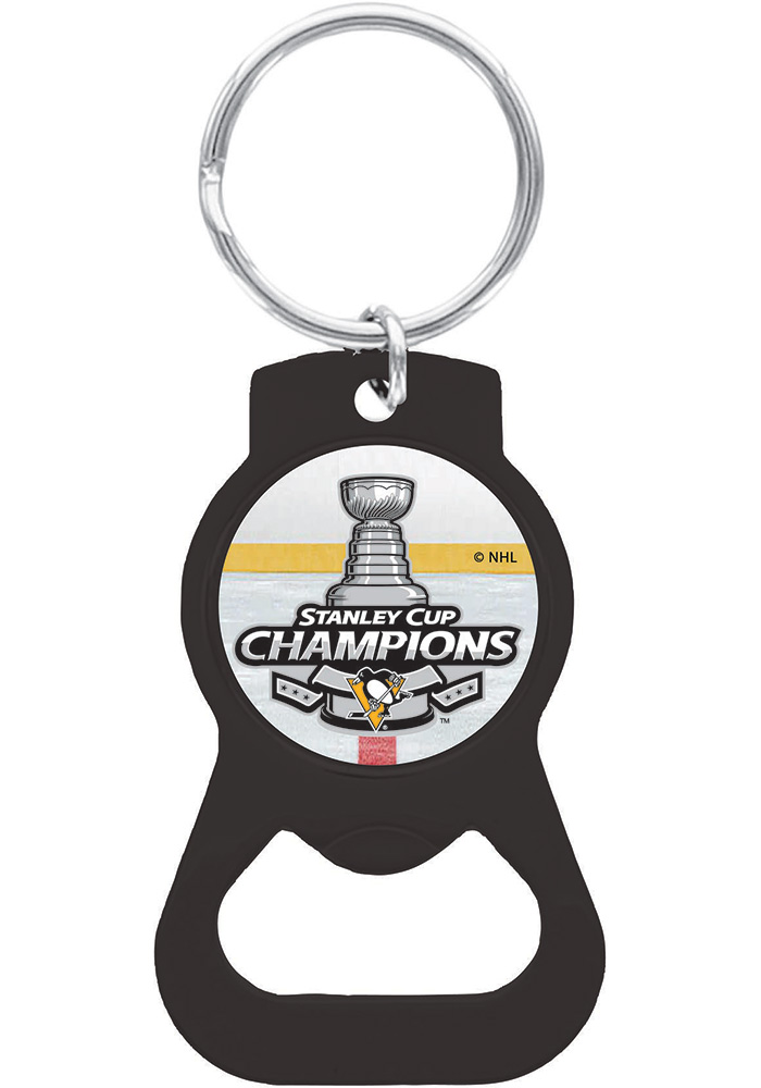 Pittsburgh Penguins 2017 Stanley Cup Champions Keychain 9121590