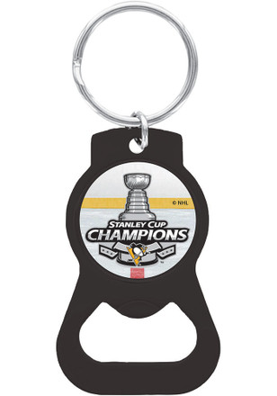 Pittsburgh Penguins 2017 Stanley Cup Champions Keychain